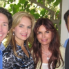 (Photo : Joel Osteen, Victoria Osteen, Roma Downey and Mark Burnett)