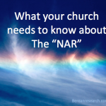 Everything you (and your pastor) must know about the NAR