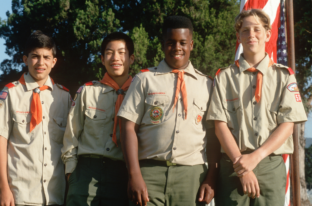 Pictures of gay boy scouts