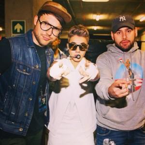 Judah Smith & Justin Bieber