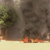 Niger churches burn