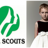Girl Scouts and boys
