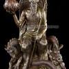 Statue of Satan