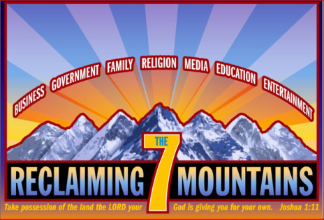 "Quick Thoughts: What is the ""Seven Mountains Mandate""?"