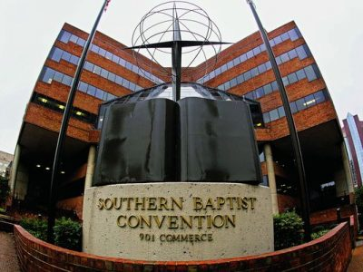 The Wrath of God Poured Out — The Humiliation of the Southern Baptist Convention