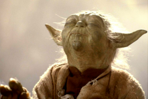 Yoda the force