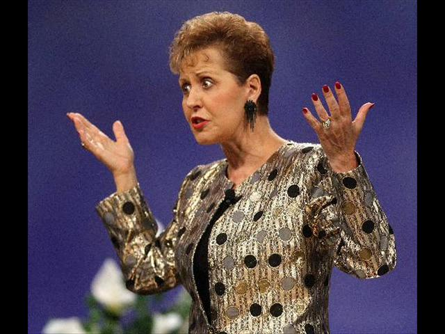 Image result for is joyce meyer dead