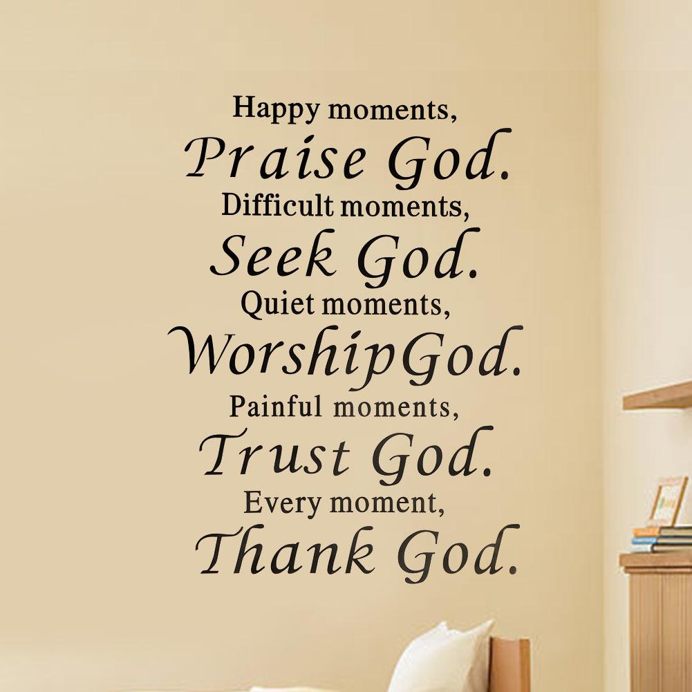 Praising God Through it All