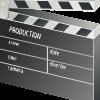 Hollywood - clapper board