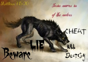 Wolves beware