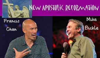 "Francis Chan's not afraid of the big bad wolf, says ""I still love Mike Bickle!"""