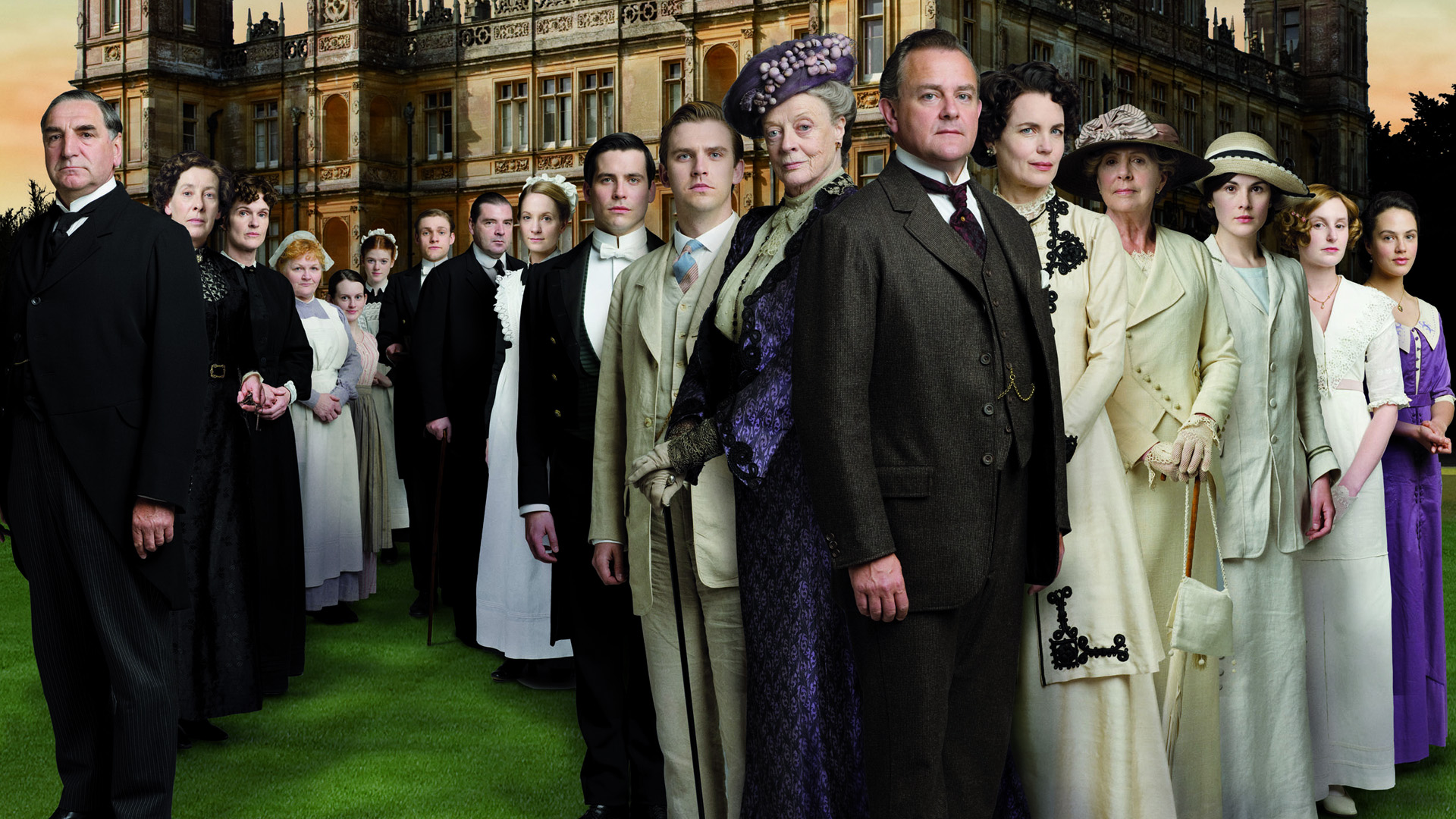 """Downton Abbey"" and the Modern Age—What Are We Really Watching?"