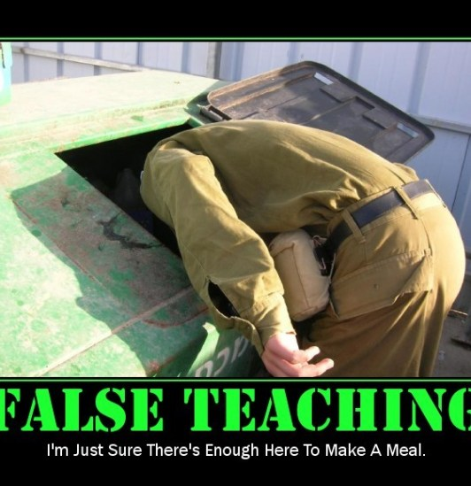 How to identify false teachers