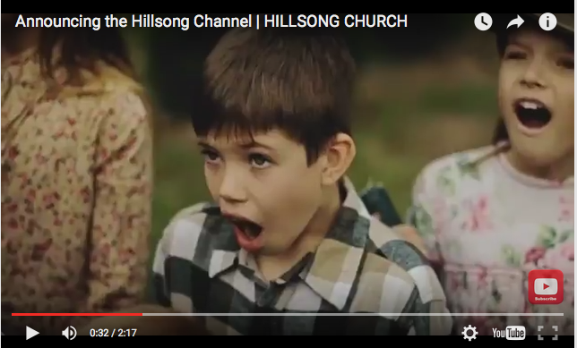 Always on: new Hillsong Heresy Channel