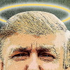 The Donald, Pretending to be Christian Illustration by Greg Groesch/The Washington Times