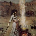 Nancy Leigh (DeMoss) Wolgemuth Mixes Pagan Witchcraft Circle-Making With Christianity