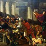 "A ""money changers"" moment for Catholics"