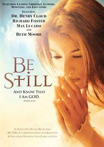 be-still-dvd