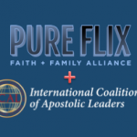 Pureflix an arm of dominionist International Coalition of Apostolic Leaders