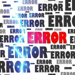 Stop Calling Error 'Anointed'