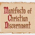 A Manifesto of Christian Discernment