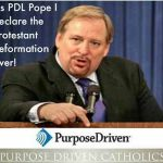 Purpose Driven dismantling of Christianity