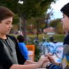 Disney channel Andi Mack - Youtube screenshot