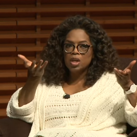 research on oprah winfrey When billionaire media mogul oprah winfrey was 32 years old, she became the  first woman in history to own and produce her own talk show.