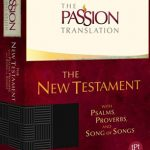 That's scary, Part 2: The spookier reason for the Passion Translation New Testament's Oct. 31 release date