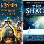 "It's Christmas! ""Harry Potter"" Visits ""The Shack"""